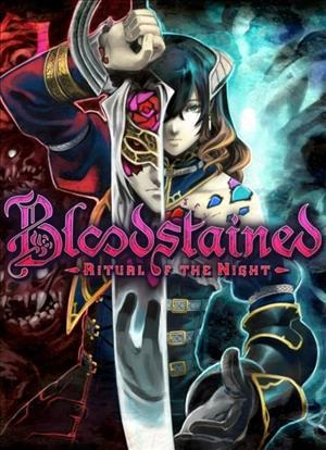 Bloodstained: Ritual of the Night cover art
