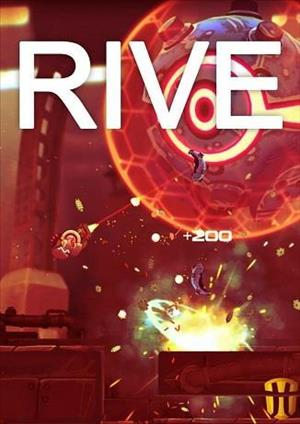 RIVE: Ultimate Edition cover art