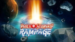 Psycho Starship Rampage cover art