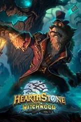 Hearthstone: The Witchwood cover art