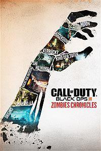 Call of Duty: Black Ops 3 - Zombie Chronicles cover art