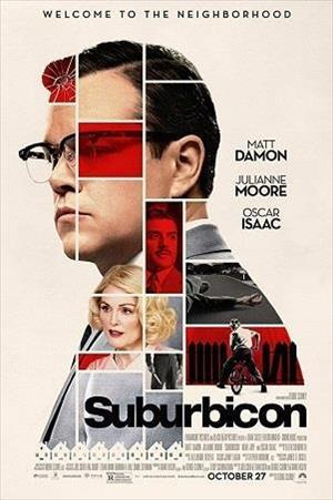 Suburbicon cover art
