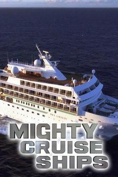 Mighty Cruise Ships Season 3 cover art