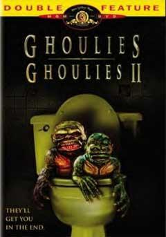 Ghoulies / Ghoulies II cover art