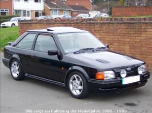 FORD Escort RS1600i cover art