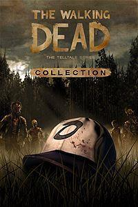 The Walking Dead: The Telltale Series Collection cover art