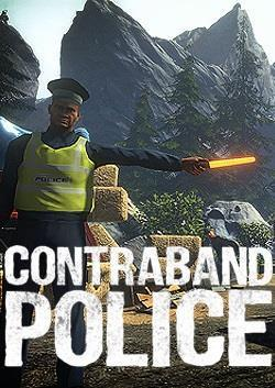 Contraband Police cover art