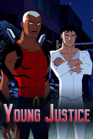 Young Justice Season 3 cover art