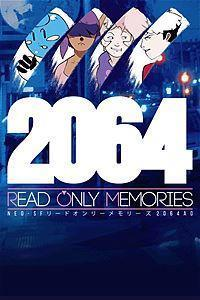 2064: Read Only Memories cover art