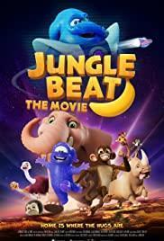 Jungle Beat: The Movie cover art