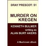 Murder on Kregen cover art