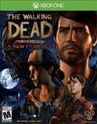 Game The Walking Dead: The Telltale Series - A New Frontier: Episode 3  Xbox One cover art