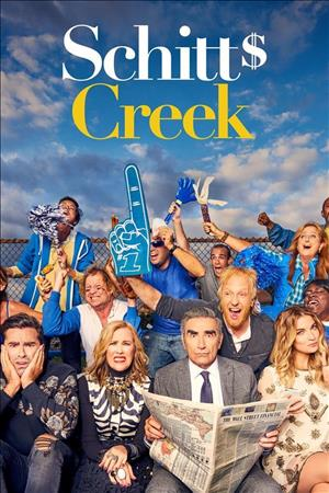 Schitt's Creek Season 4 cover art