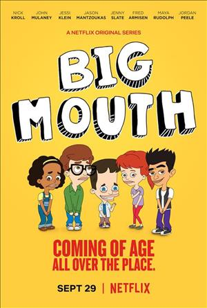 Big Mouth Season 1 cover art