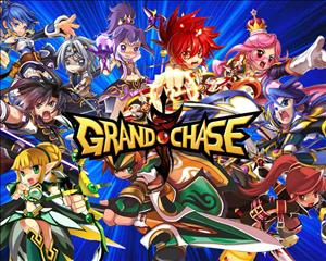 Grand Chase cover art