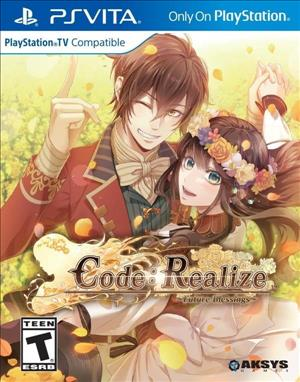 Code: Realize ~Future Blessings~ cover art