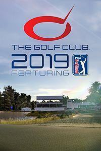 The Golf Club 2019 Featuring PGA Tour cover art