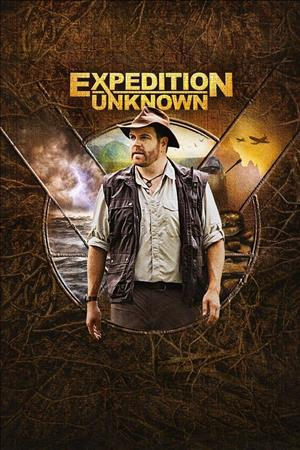 Expedition X Season 1 cover art