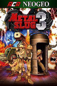ACA NeoGeo Metal Slug 3 cover art