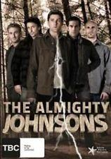 The Almighty Johnsons: Seasons 1-3 cover art