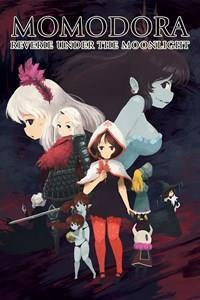 Momodora: Reverie Under the Moonlight cover art