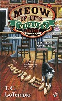 Meow If It's Murder (Nick and Nora Mysteries) cover art