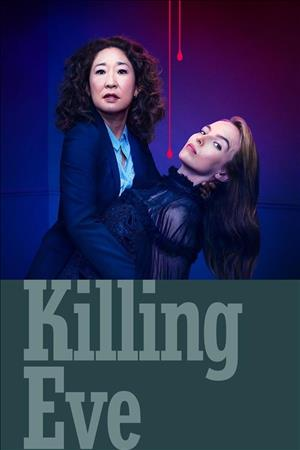 Killing Eve Season 3 cover art