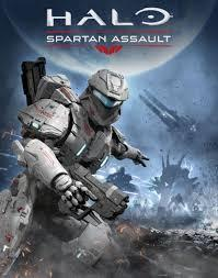 Halo: Spartan Assault cover art