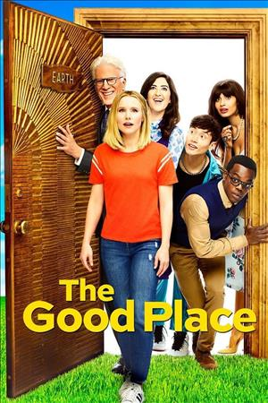 The Good Place Season 4 cover art