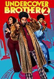 Undercover Brother 2 cover art