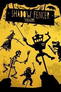 Shadow Fencer Theatre cover art