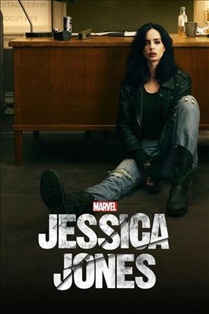 Marvel's Jessica Jones Season 3 cover art