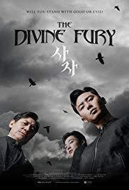 The Divine Fury cover art