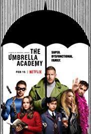 The Umbrella Academy Season 1 cover art