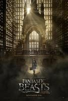Movie Fantastic Beasts and Where to Find Them  Blu-ray cover art