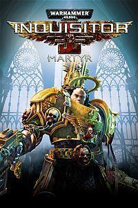 Warhammer 40,000: Inquisitor - Martyr cover art