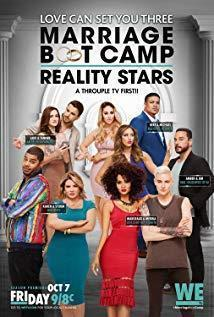 Marriage Boot Camp Reality Stars Season 17 cover art
