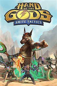 Hand of the Gods: Smite Tactics cover art