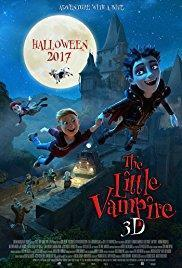 The Little Vampire 3D cover art