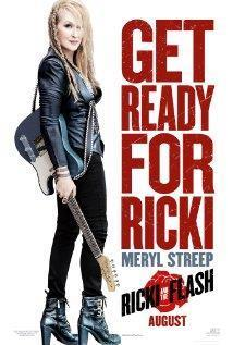 Ricki and the Flash cover art
