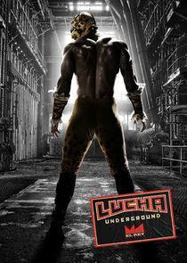 Lucha Underground Season 3 cover art