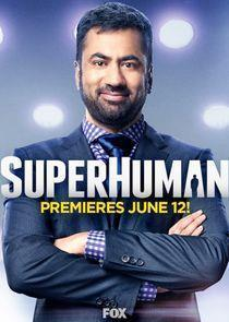 Superhuman Season 1 cover art