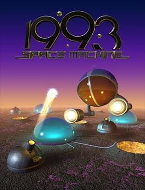 1993 Space Machine cover art