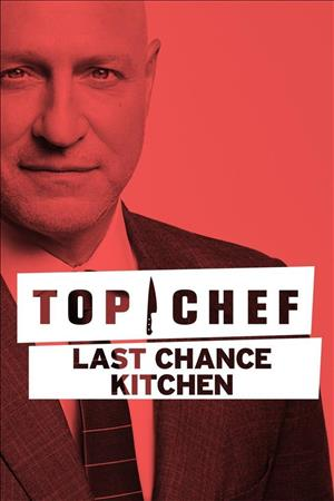 Top Chef: Last Chance Kitchen Season 8 cover art