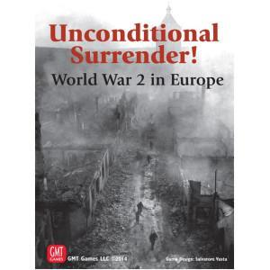 Unconditional Surrender! World War 2 in Europe cover art