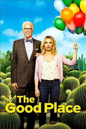 The Good Place Season 2 (Part 2) cover art