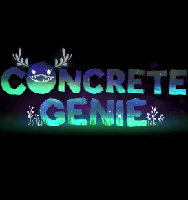 Concrete Genie cover art