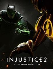 Injustice 2 cover art