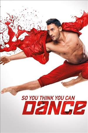 So You Think You Can Dance Season 15 cover art