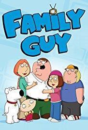 Family Guy Season 17 cover art